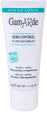 Gamarde Sebo-Control fluid pentru tenul gras, predispus la acnee