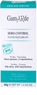 Gamarde Sebo-Control fluid pentru tenul gras, predispus la acnee 3