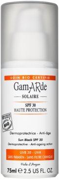 Gamarde Sun Care creme de proteção para o rosto e corpo SPF 30