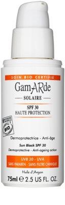 Gamarde Sun Care creme de proteção para o rosto e corpo SPF 30 1
