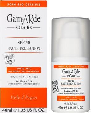 Gamarde Sun Care zaščitna krema za obraz in telo SPF 50 2