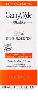 Gamarde Sun Care zaščitna krema za obraz in telo SPF 50 3