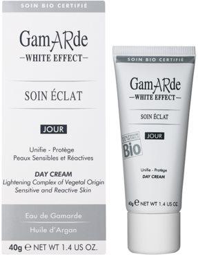 Gamarde White Effect crema de zi pentru o piele mai luminoasa 1