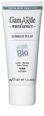 Gamarde White Effect exfoliante para iluminar la piel