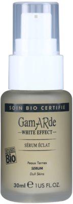 Gamarde White Effect rozświetlające serum do twarzy