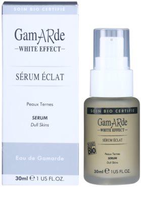 Gamarde White Effect aufhellendes Hautserum 1