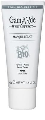 Gamarde White Effect čistilna maska za osvetlitev kože