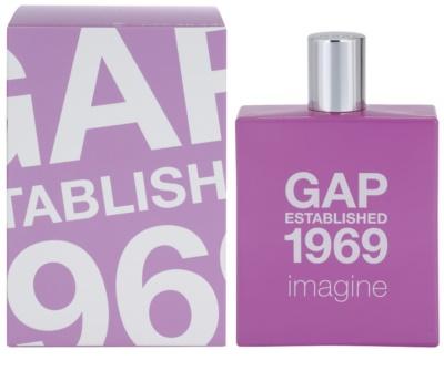 Gap Gap Established 1969 Imagine eau de toilette nőknek