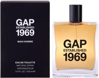 Gap Gap Established 1969 for Men toaletna voda za moške