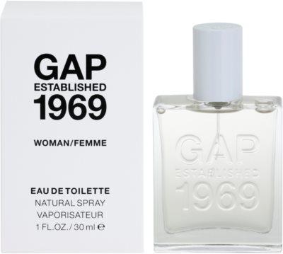 Gap Gap Established 1969 for Woman Eau de Toilette für Damen