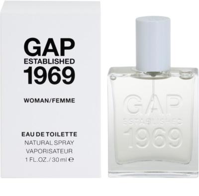 Gap Gap Established 1969 for Woman eau de toilette nőknek