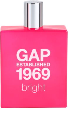 Gap Gap Established 1969 Bright Eau de Toilette pentru femei 2