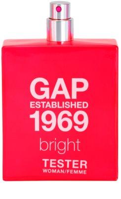 Gap Gap Established 1969 Bright тоалетна вода тестер за жени