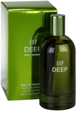 Gap Deep Men Eau de Toilette para homens 1