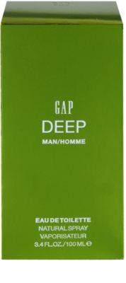 Gap Deep Men тоалетна вода за мъже 4