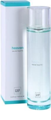 Gap Heaven eau de toilette para mujer 1