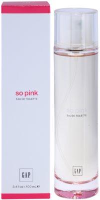 Gap So Pink Eau de Toilette para mulheres