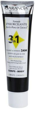 Garancia Bewitching Formula to End Crocodile Skin creme de corpo hidratante, esfoliante e reafirmante