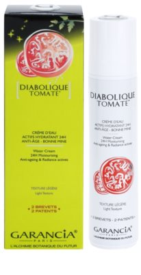 Garancia Diabolique Tomate легкий зволожуючий крем для нормальної та змішаної шкіри 2