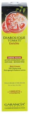 Garancia Diabolique Tomate crema hidratante y nutritiva para pieles secas y muy secas 3