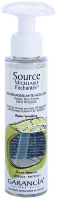 Garancia Enchanted Micellar Water Almond woda oczyszczająca do twarzy i okolic oczu