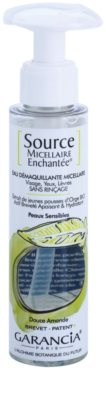 Garancia Enchanted Micellar Water Almond почистваща вода за лице и очи