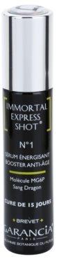 Garancia Immortal Express Shot ser energizant impotriva imbatranirii pielii