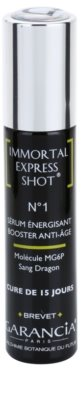 Garancia Immortal Express Shot sérum energizante antienvejecimiento