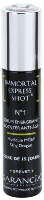 Garancia Immortal Express Shot енергизиращ серум против стареене на кожата