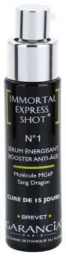 Garancia Immortal Express Shot sérum energizante antienvejecimiento 1