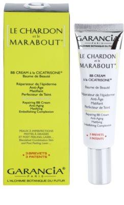 Garancia Marabout crema BB  para redensificar la piel 1