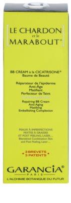 Garancia Marabout crema BB  para redensificar la piel 2