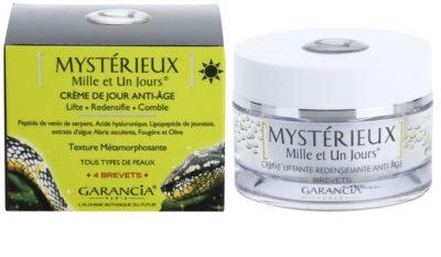 Garancia Mysterious денний крем ліфтинг проти старіння шкіри 2