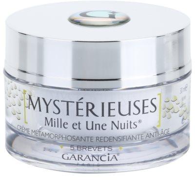 Garancia Mysterious Nachtcreme gegen sämtliche Alterserscheinungen