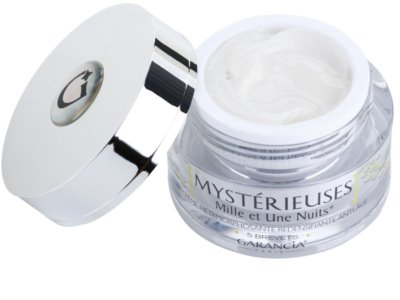 Garancia Mysterious crema de noapte împotriva tuturor semnelor de imbatranire 1