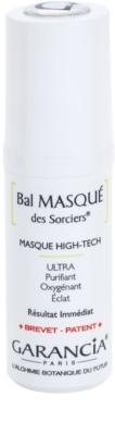 Garancia Sorcerer's Masked Ball čistilna, oksigenacijska in posvetlitvena maska za obraz