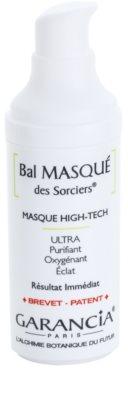 Garancia Sorcerer's Masked Ball máscara facial de limpeza, oxidante e iluminadora 1