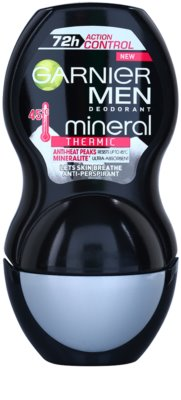 Garnier Men Mineral Action Control Thermic antiperspirant roll-on