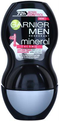 Garnier Men Mineral Action Control Thermic antitranspirante roll-on