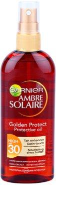 Garnier Ambre Solaire Golden Protect aceite bronceador SPF 30