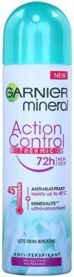 Garnier Mineral Action Control Thermic Antitranspirant Deospray