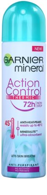 Garnier Mineral Action Control Thermic izzadásgátló spray dezodor