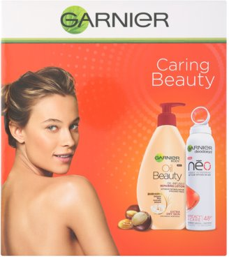 Garnier Caring Beauty set cosmetice I. 1