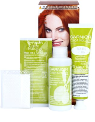 Garnier Color Naturals Creme coloração de cabelo 1