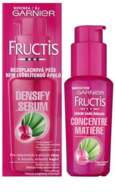 Garnier Fructis Densify nega las brez spiranja 1