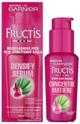 Garnier Fructis Densify грижа за коса без отмиване 1