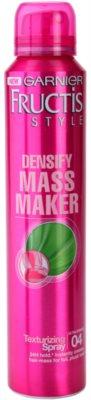 Garnier Fructis Style Densify Mass Maker fixativ pentru volum si stralucire