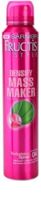 Garnier Fructis Style Densify Mass Maker laca de cabelo para volume e brilho