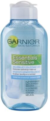 Garnier Essentials Sensitive desmaquillante de ojos calmante