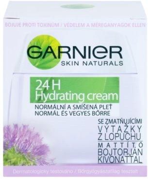 Garnier Essentials зволожуючий крем для нормальної та змішаної шкіри 3